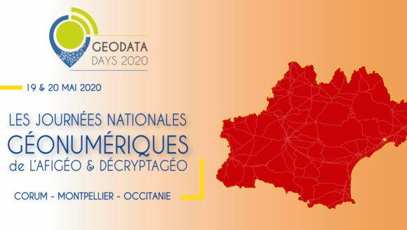Geofit Group aux Geodatadays 2020